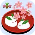 樱花落在最后一场雪中