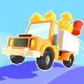 安全驾驶小货车