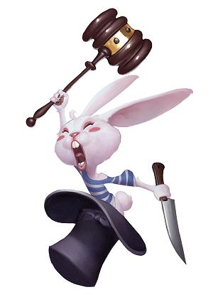 大王不高兴复活节兔子属性介绍