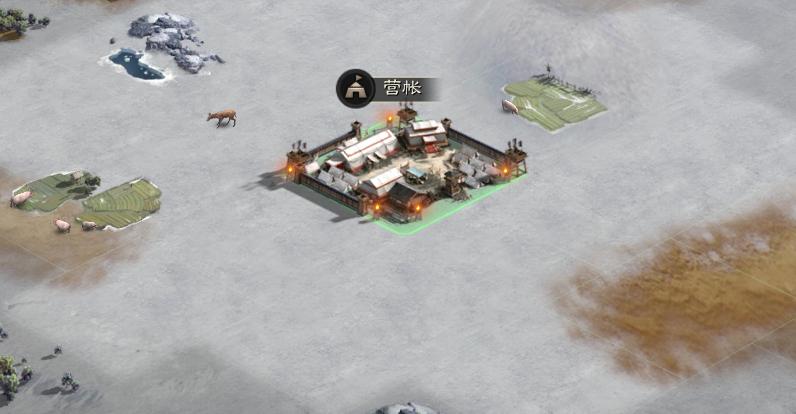 三国志战略版营帐有什么用