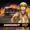 消防员紧急抢救