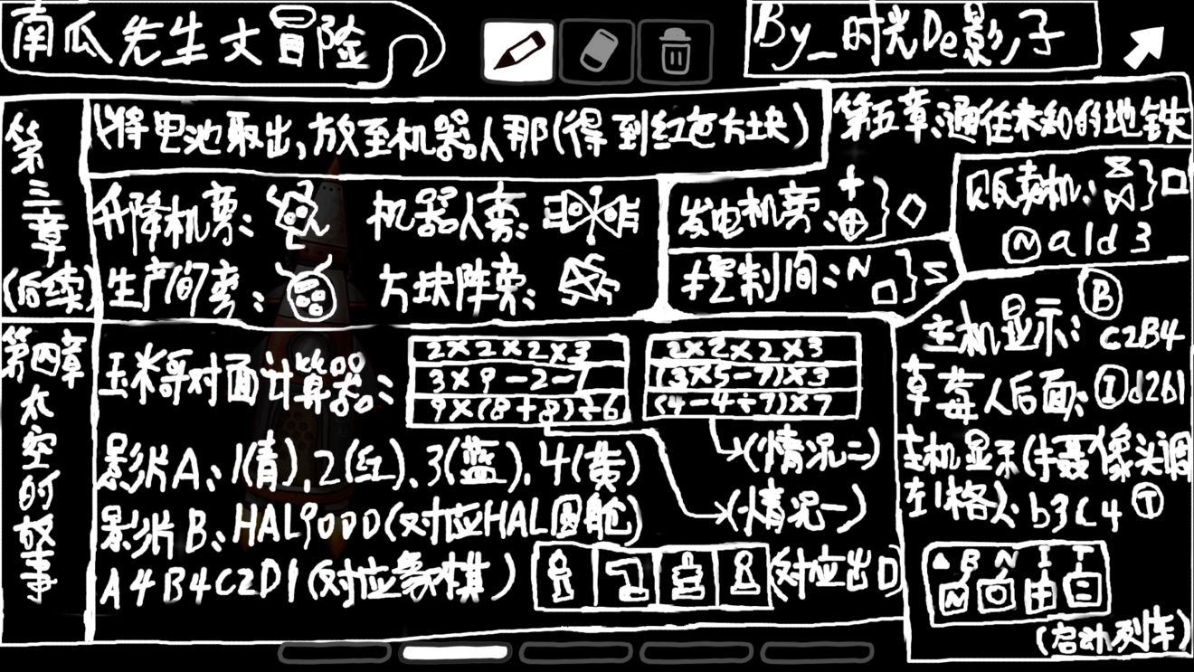 南瓜先生大冒險攻略大全:第1-8章完整通關流程(含隱藏關卡)[多圖]圖片3