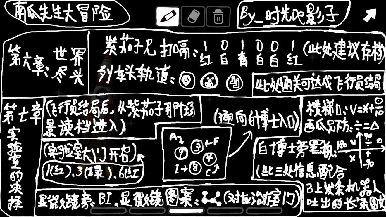 南瓜先生大冒險攻略大全:第1-8章完整通關流程(含隱藏關卡)[多圖]圖片6